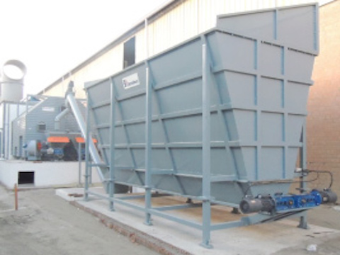 New biomass combustion chambers in Spain